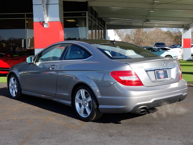 2015 Mercedes-Benz C 250 RWD - NAVIGATION - SUNROOFS - NEW TIRES! Mooresville , NC 27