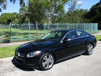 2015 Mercedes-Benz C 300 Miami, Florida 0
