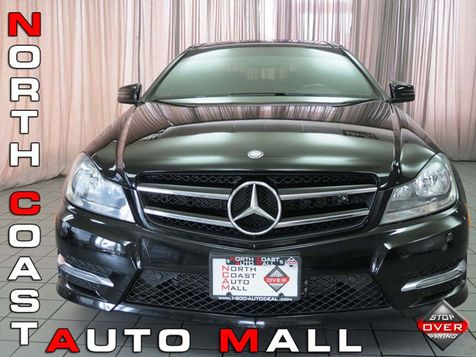 2015 Mercedes-Benz C 350 2dr Coupe C 350 4MATIC in Akron, OH