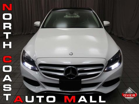 2015 Mercedes-Benz C-Class 4dr Sedan C 300 4MATIC in Akron, OH
