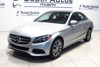 2015 Mercedes-Benz C300 Premium Package Doral (Miami Area), Florida 1
