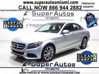 2015 Mercedes-Benz C300 Premium Package Doral (Miami Area), Florida