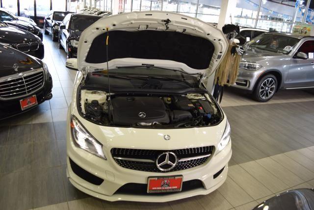 2015 Mercedes-Benz CLA 250 CLA250 4MATIC Coupe Richmond Hill, New York 3