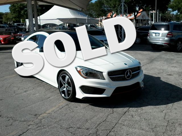 2015 Mercedes-Benz CLA 250  Sport Plus Pkg, Mutimedia Pkg, Prem Pkg San Antonio, Texas 0