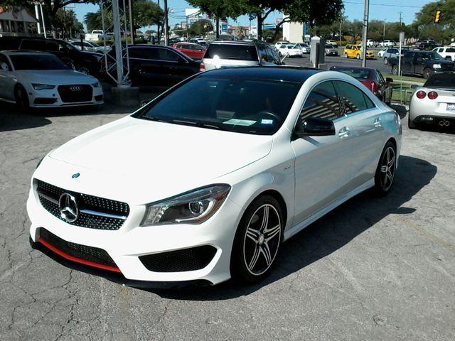 2015 Mercedes-Benz CLA 250  Sport Plus Pkg, Mutimedia Pkg, Prem Pkg San Antonio, Texas 2