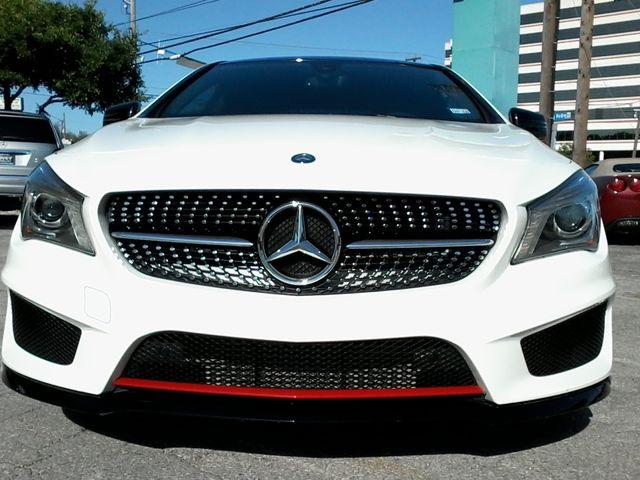 2015 Mercedes-Benz CLA 250  Sport Plus Pkg, Mutimedia Pkg, Prem Pkg San Antonio, Texas 8