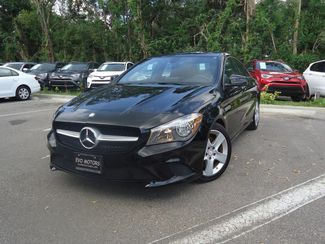 2015 Mercedes-Benz CLA 250 PANORAMIC NAVIGATION SEFFNER, Florida
