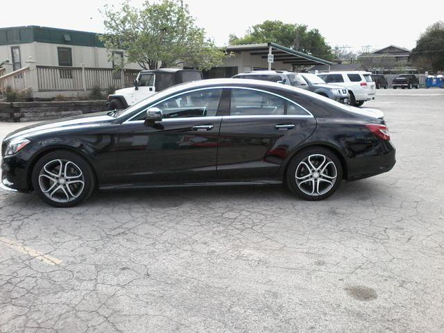 2015 Mercedes-Benz CLS 400 MSRP$80,730.00 San Antonio, Texas 0