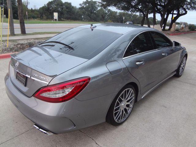 2015 Mercedes-Benz CLS 63 AMG S-Model Austin , Texas 4