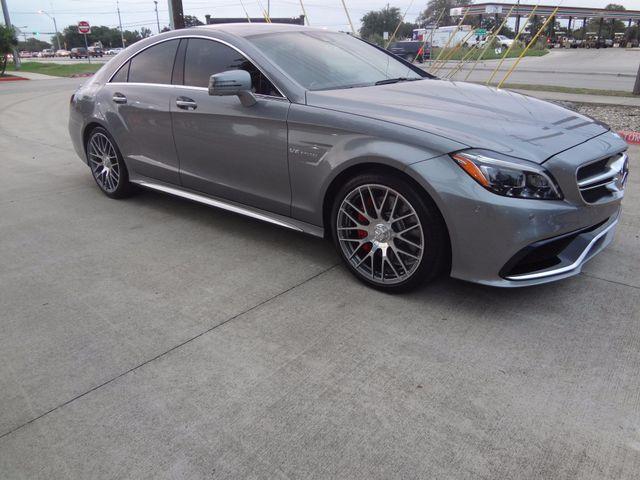 2015 Mercedes-Benz CLS 63 AMG S-Model Austin , Texas 6