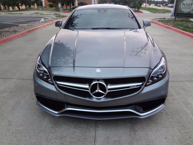 2015 Mercedes-Benz CLS 63 AMG S-Model Austin , Texas 9