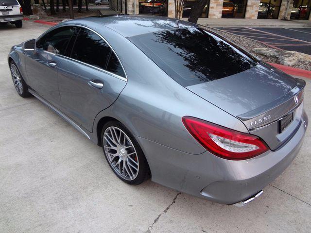 2015 Mercedes-Benz CLS 63 AMG S-Model Austin , Texas 2