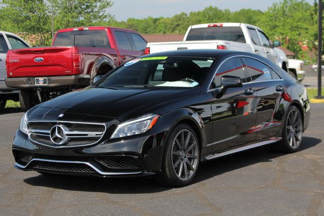 2015 Mercedes-Benz CLS 63 AMG S-Model AWD - PREMIUM/LANE/PARK ASSIST PKGS! Mooresville , NC 24