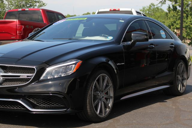 2015 Mercedes-Benz CLS 63 AMG S-Model AWD - PREMIUM/LANE/PARK ASSIST PKGS! Mooresville , NC 28