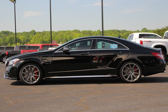 2015 Mercedes-Benz CLS 63 AMG S-Model AWD - PREMIUM/LANE/PARK ASSIST PKGS! Mooresville , NC 16