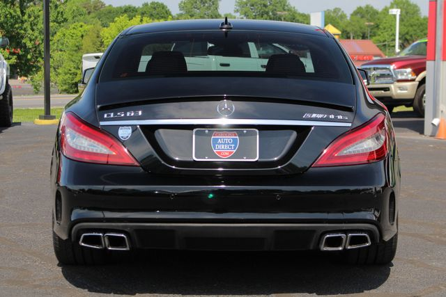2015 Mercedes-Benz CLS 63 AMG S-Model AWD - PREMIUM/LANE/PARK ASSIST PKGS! Mooresville , NC 18