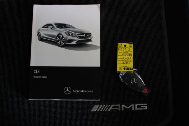 2015 Mercedes-Benz CLS 63 AMG S-Model AWD - PREMIUM/LANE/PARK ASSIST PKGS! Mooresville , NC 19