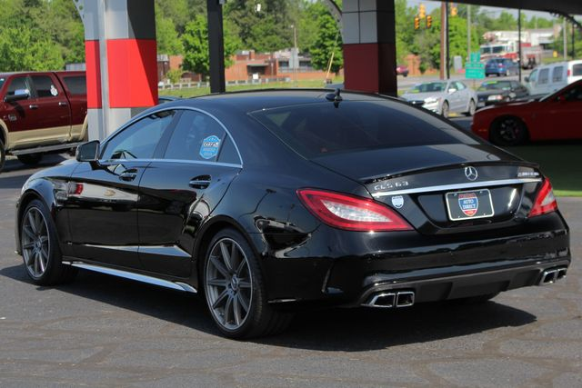 2015 Mercedes-Benz CLS 63 AMG S-Model AWD - PREMIUM/LANE/PARK ASSIST PKGS! Mooresville , NC 26