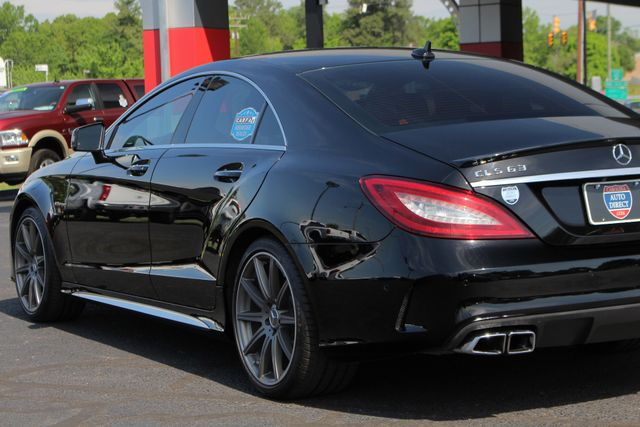 2015 Mercedes-Benz CLS 63 AMG S-Model AWD - PREMIUM/LANE/PARK ASSIST PKGS! Mooresville , NC 30