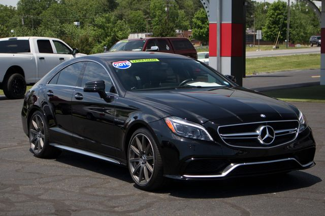 2015 Mercedes-Benz CLS 63 AMG S-Model AWD - PREMIUM/LANE/PARK ASSIST PKGS! Mooresville , NC 23