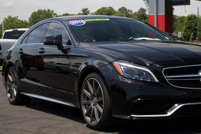 2015 Mercedes-Benz CLS 63 AMG S-Model AWD - PREMIUM/LANE/PARK ASSIST PKGS! Mooresville , NC 27