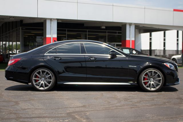 2015 Mercedes-Benz CLS 63 AMG S-Model AWD - PREMIUM/LANE/PARK ASSIST PKGS! Mooresville , NC 15