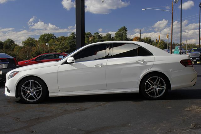 2015 Mercedes-Benz E 350 Sport AWD 4MATIC - NAV - PANO SUNROOF! Mooresville , NC 16