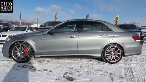2015 Mercedes-Benz E 63 AMG S-Model AWD 577HP 1-Own Cln Carfax We Finance  | Canton, Ohio | Ohio Auto Warehouse LLC in Canton, Ohio
