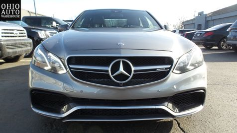 2015 Mercedes-Benz E 63 AMG S-Model AWD 577HP 1-Own Cln Carfax We Finance  | Canton, Ohio | Ohio Auto Warehouse LLC in Canton, Ohio