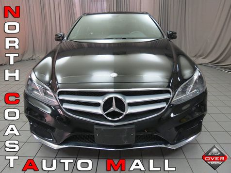 2015 Mercedes-Benz E-Class AMG PACKAGE PANORMAIC ROOF in Akron, OH