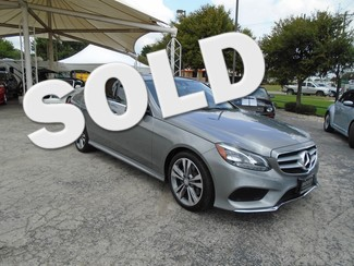 2015 Mercedes-Benz E350 Sport 4Matic loaded San Antonio, Texas