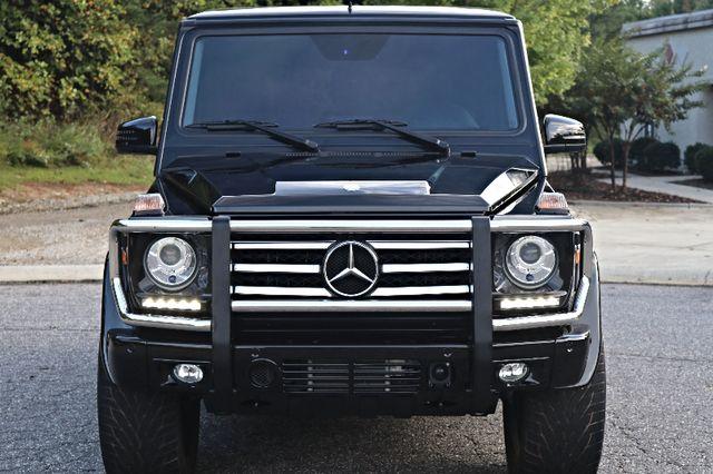 2015 Mercedes-Benz G 550 Mooresville, North Carolina 1