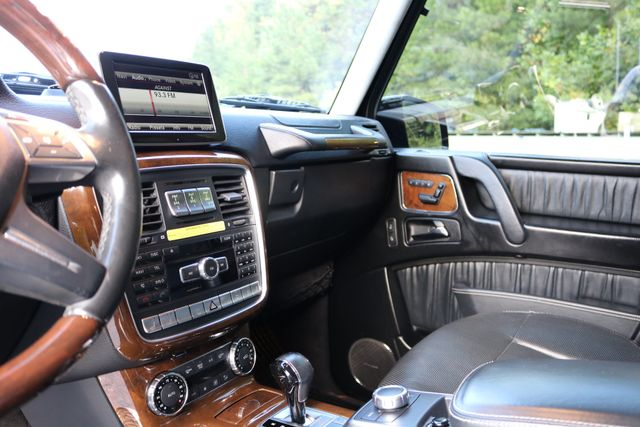 2015 Mercedes-Benz G 550 Mooresville, North Carolina 13