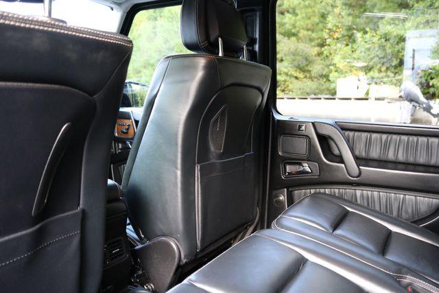 2015 Mercedes-Benz G 550 Mooresville, North Carolina 18