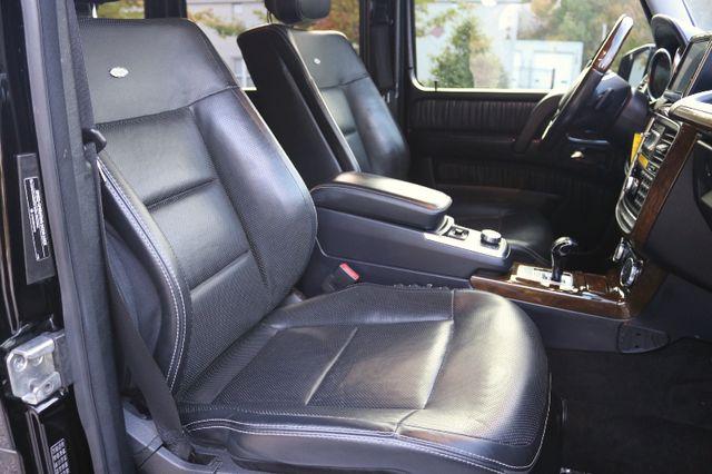 2015 Mercedes-Benz G 550 Mooresville, North Carolina 22