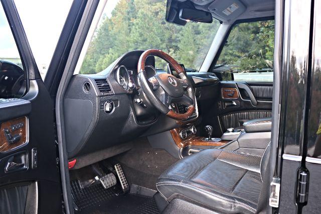 2015 Mercedes-Benz G 550 Mooresville, North Carolina 8