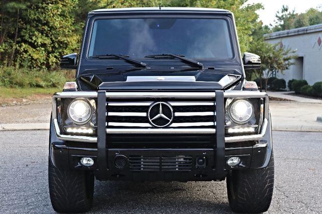 2015 Mercedes-Benz G 550 Mooresville, North Carolina 76