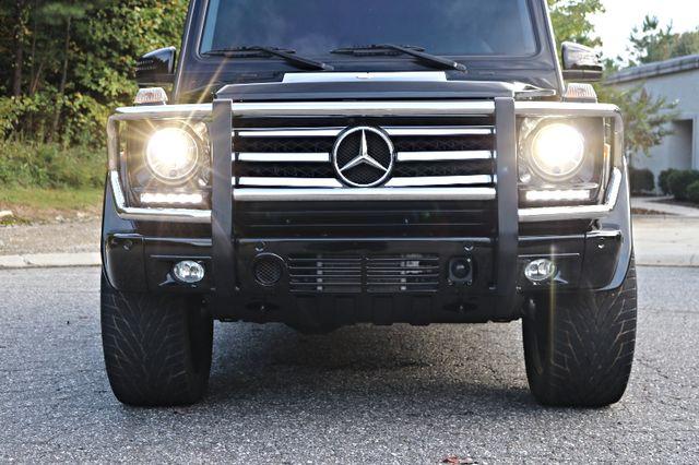 2015 Mercedes-Benz G 550 Mooresville, North Carolina 77