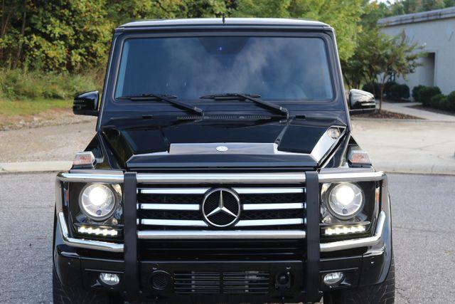 2015 Mercedes-Benz G 550 Mooresville, North Carolina 78