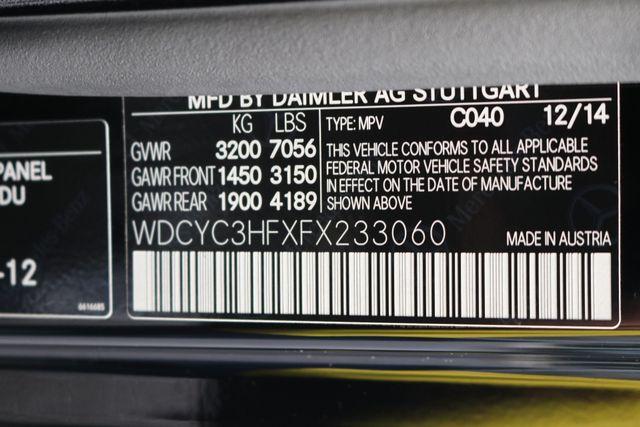 2015 Mercedes-Benz G 550 Mooresville, North Carolina 108