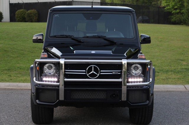 2015 Mercedes-Benz G 63 AMG Mooresville, North Carolina 1