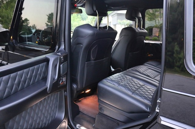 2015 Mercedes-Benz G 63 AMG Mooresville, North Carolina 16
