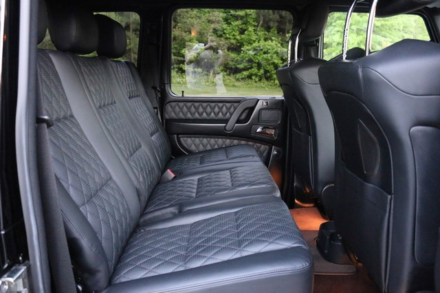 2015 Mercedes-Benz G 63 AMG Mooresville, North Carolina 26