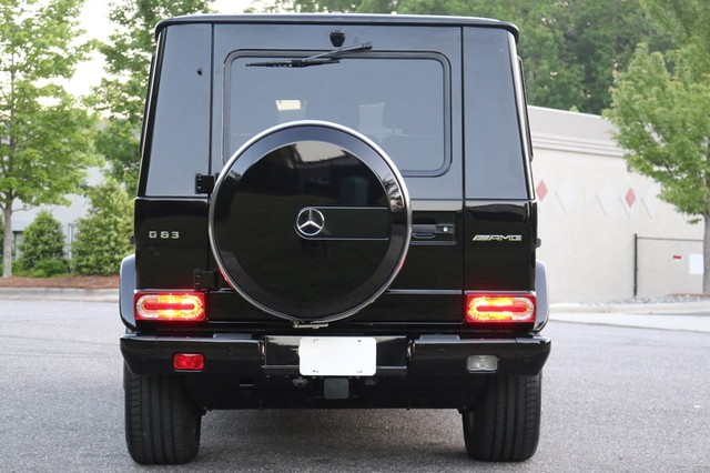 2015 Mercedes-Benz G 63 AMG Mooresville, North Carolina 4