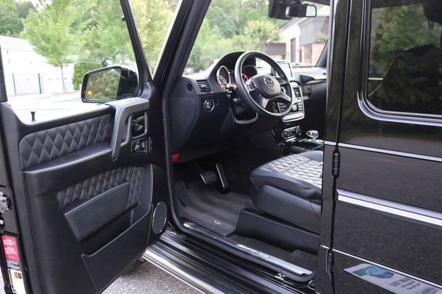 2015 Mercedes-Benz G 63 AMG Mooresville, North Carolina 8