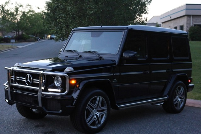 2015 Mercedes-Benz G 63 AMG Mooresville, North Carolina 78