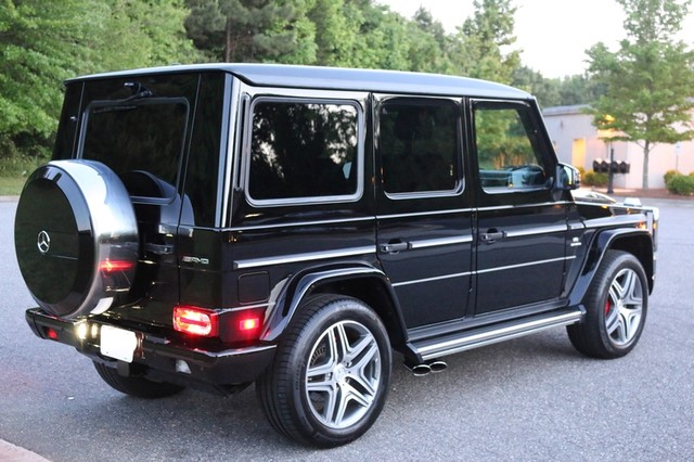 2015 Mercedes-Benz G 63 AMG Mooresville, North Carolina 83