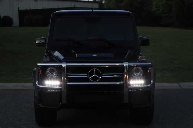 2015 Mercedes-Benz G 63 AMG Mooresville, North Carolina 88