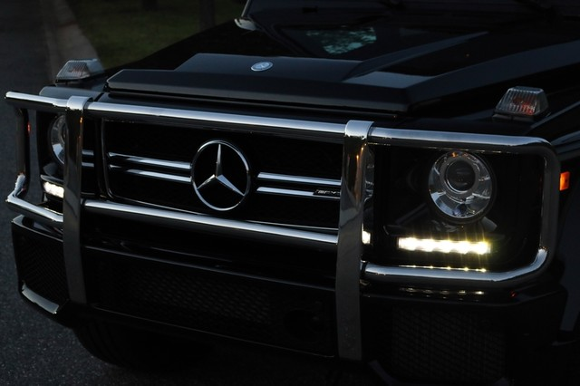 2015 Mercedes-Benz G 63 AMG Mooresville, North Carolina 89