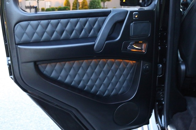 2015 Mercedes-Benz G 63 AMG Mooresville, North Carolina 91